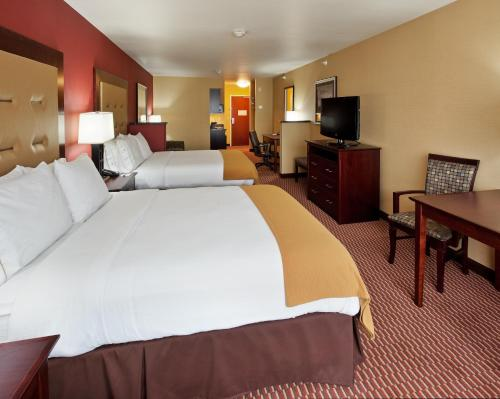 Holiday Inn Express and Suites Great Falls Photo
