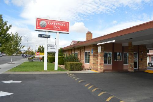 Gateway Inn Fairfield - Fairfield, CA 94533