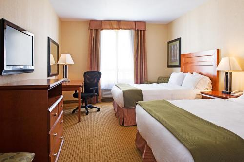 Holiday Inn Express Grande Prairie Photo