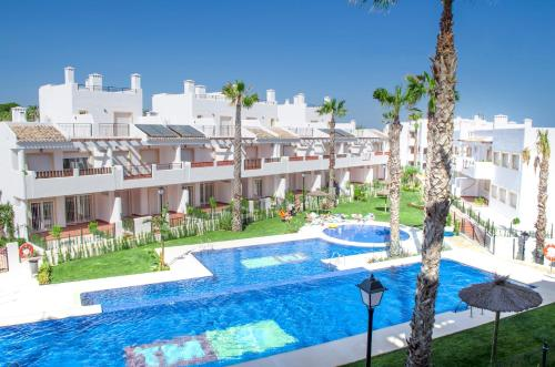 Hotel residencial linnea sol mar holidays torrevieja rumbo for Sol residencial