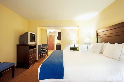 Holiday Inn Express Hotel & Suites Chicago South Lansing Photo