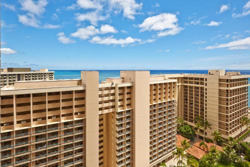 Hilton Hawaiian Village Waikiki Beach Resort Photo