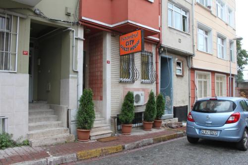 İstanbul Istanbul City Guest House adres