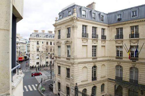 Aparthotel Adagio Access Paris Tilsitt photo 17