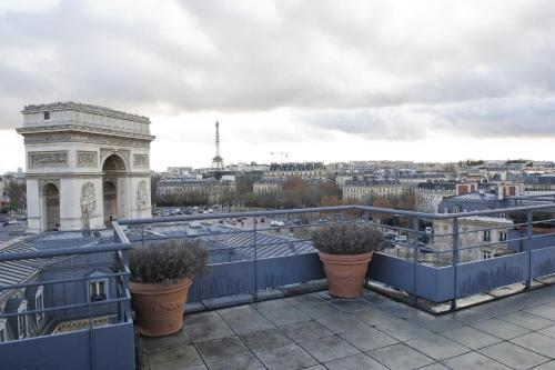 Aparthotel Adagio Access Paris Tilsitt photo 19
