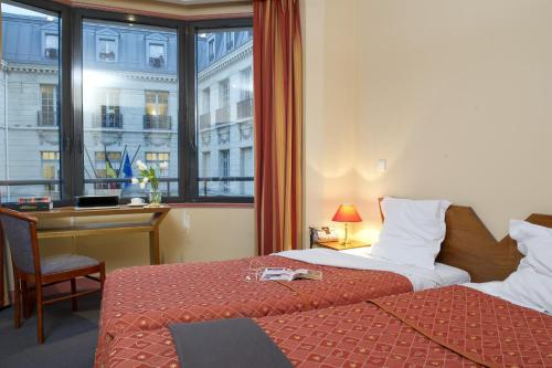 Aparthotel Adagio Access Paris Tilsitt photo 20
