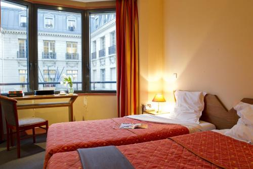 Aparthotel Adagio Access Paris Tilsitt photo 21