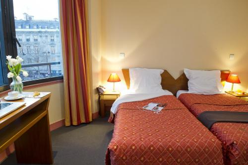 Aparthotel Adagio Access Paris Tilsitt photo 23