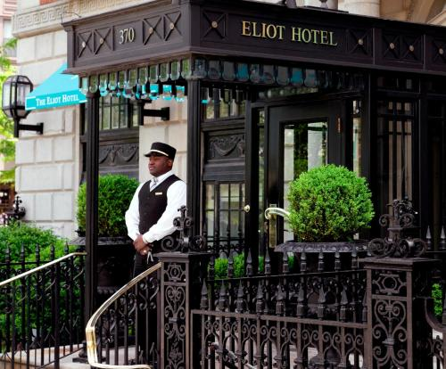 The Eliot Suite Hotel Photo