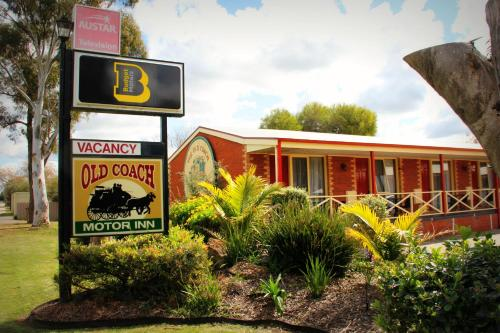 Old Coach Motor Inn Echuca