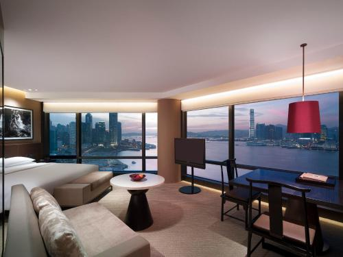 Grand Hyatt Hong Kong impression