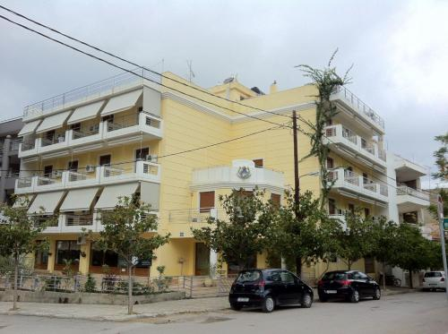 Hotel Magnolia - Thermopotamou 19 & Filellinon Greece