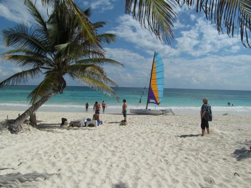 Playa Xcanan Tulum Photo