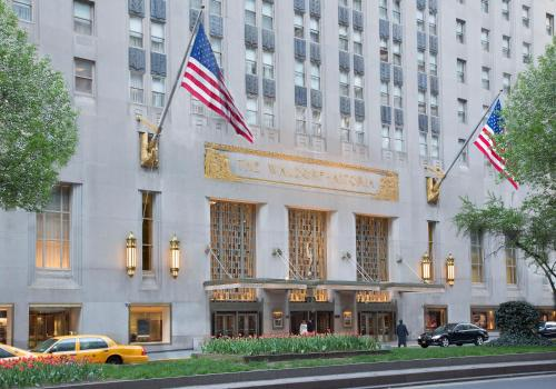 Waldorf Astoria New York impression