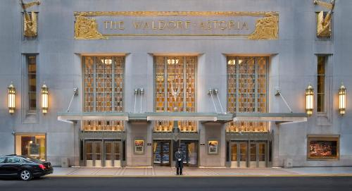 The Waldorf Astoria Hotel New York, New York City, USA, picture 27