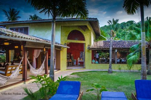 Villa Das Pedras Pousada Photo