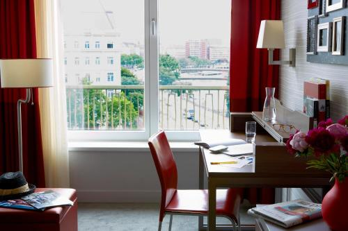 Aparthotel Adagio Vienna City photo 22
