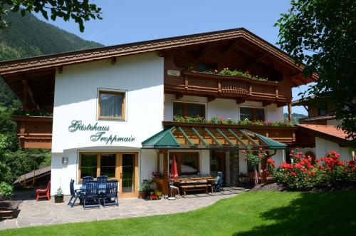 Hotel haus anfang finkenberg desde 180 rumbo for Guesthouse anfang