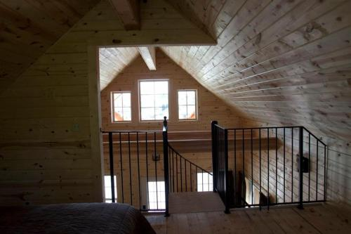 Cabins of Mackinaw Photo