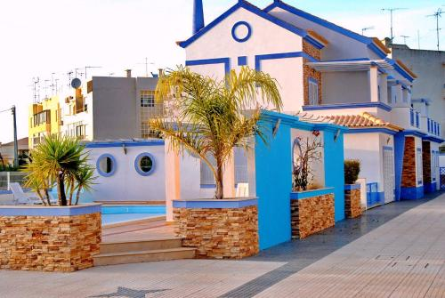 holidays algarve vacations Manta Rota Townhouse Horizonte Sol H