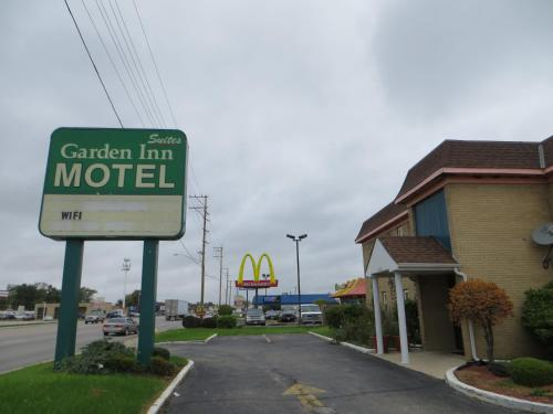 Garden Inn Motel Suites OHare in Franklin Park IL Free