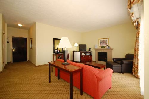Holiday Inn Express Dandridge Photo