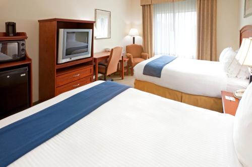 Holiday Inn Express Hotel & Suites Decatur, TX Photo