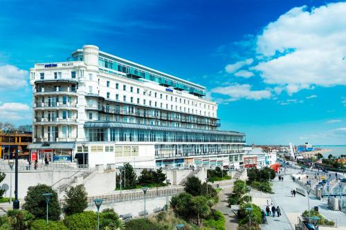 Park Inn by Radisson Palace, eco-hotel in Southend-on-Sea, Verenigd Koninkrijk