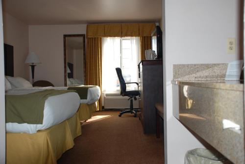 Holiday Inn Express Hotel & Suites East Lansing Photo