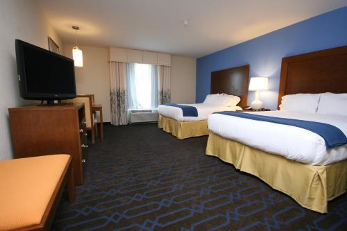 Holiday Inn Express Hotel & Suites Terre Haute Photo