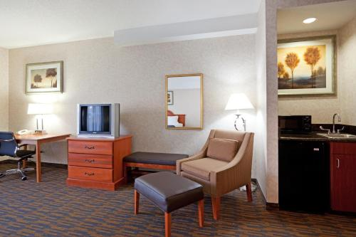 Holiday Inn Express North Attleboro Photo