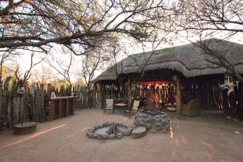 Quatermain's 1920's Safari Camp Photo