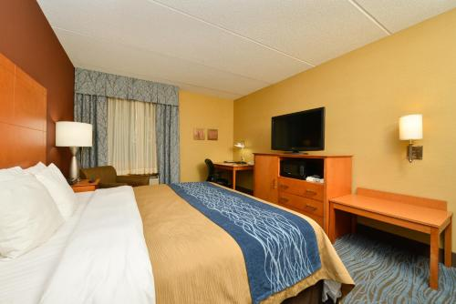 Comfort Inn Plymouth - Plymouth, MI 48170