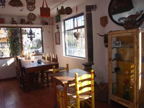 Hostal El Cascabel Photo
