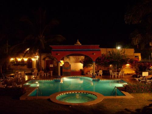 Hotel Hacienda Flamingos Photo