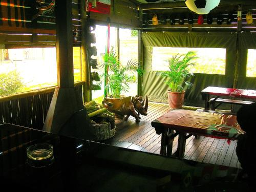 The Rustic Deck Photo