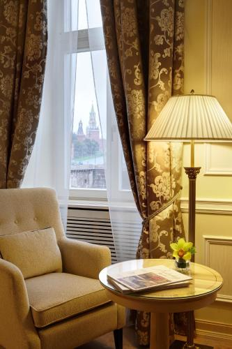 Hotel Baltschug Kempinski Moscow photo 12