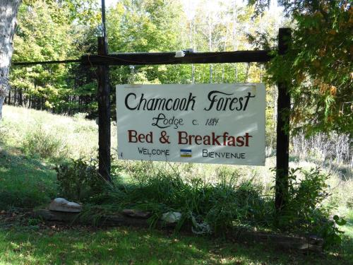 Chamcook Forest Lodge Bed & Breakfast Photo