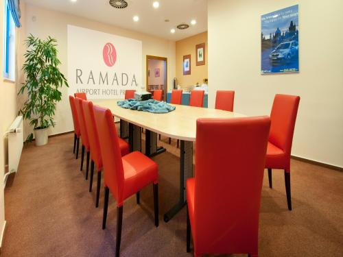 Ramada Airport Hotel Prague photo 44