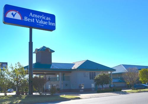 Americas Best Value Inn Fort Worth photo