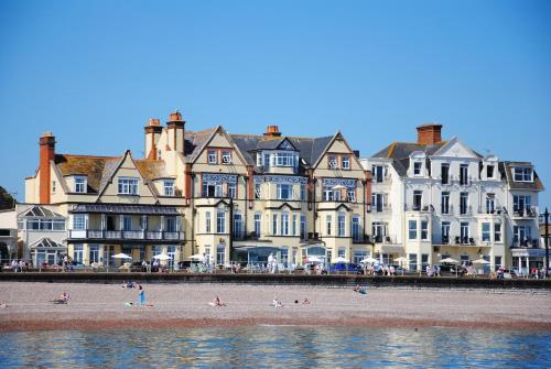 Hotel Elizabeth in Sidmouth from £101