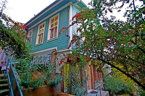 İstanbul Dreamer`s B&B directions