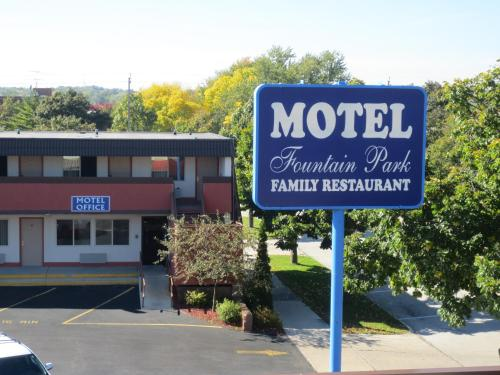 Fountain Park Motel Photo