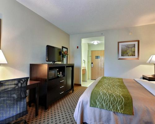 Comfort Inn Indianapolis East Photo