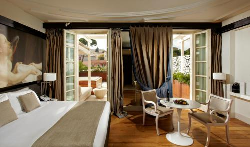 Gran Melia Rome – The Leading Hotels of the World photo 22
