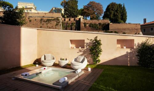 Gran Melia Rome – The Leading Hotels of the World photo 25