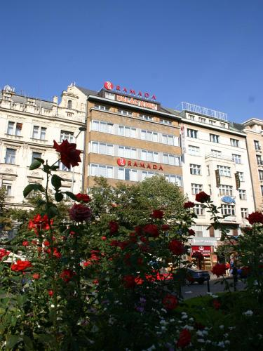 Ramada prague city center prague czech republic overview for Hotels in prague city centre