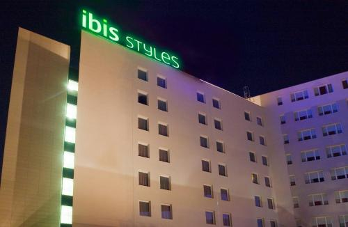 ibis Styles Nice Aéroport Arenas photo 13