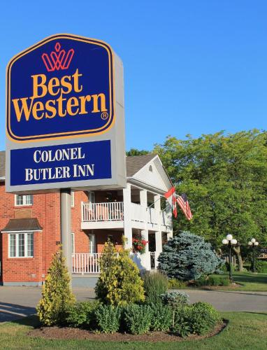 Best Western Colonel Butler Inn Photo