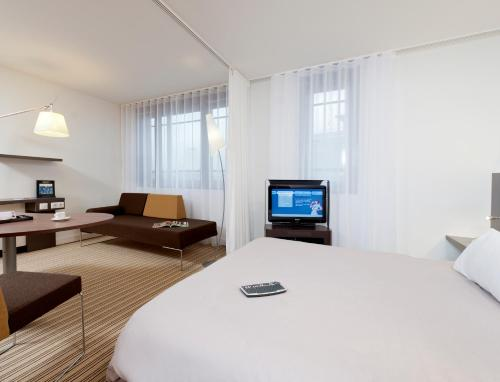 Novotel Suites Paris Montreuil Vincennes photo 11